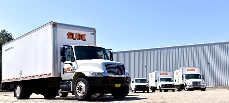 SURE Courier Shipping Services